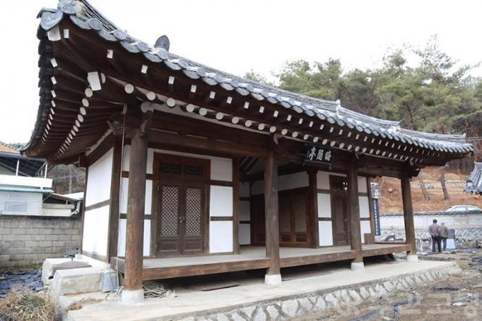성산배씨 찰방공파, 매은정, 쌍림면 하거1길48.JPG