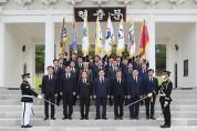 도의회, 호국원 참배…의정 본격화