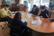 교육청, 코로나19 대응 모의훈련