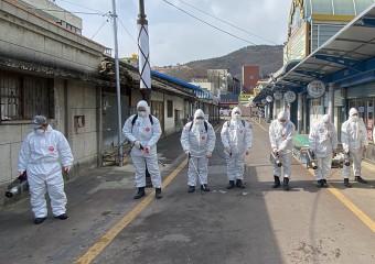 민·관·군 협력, 명절 후 코로나19 철통 차단